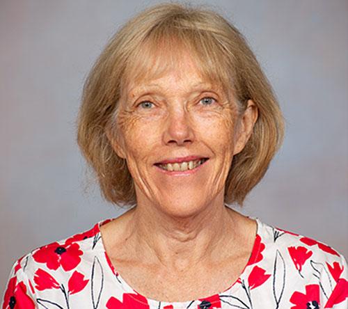 Judy Funder - Teacher