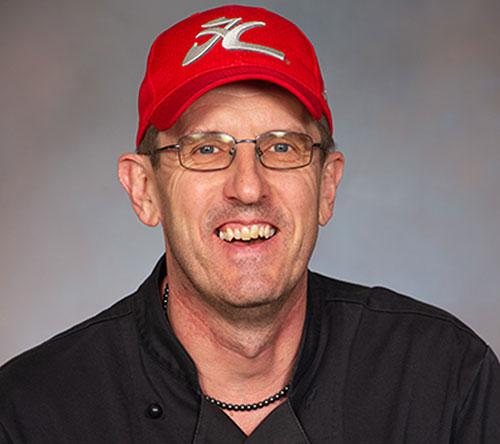 Phil Horner - Chef