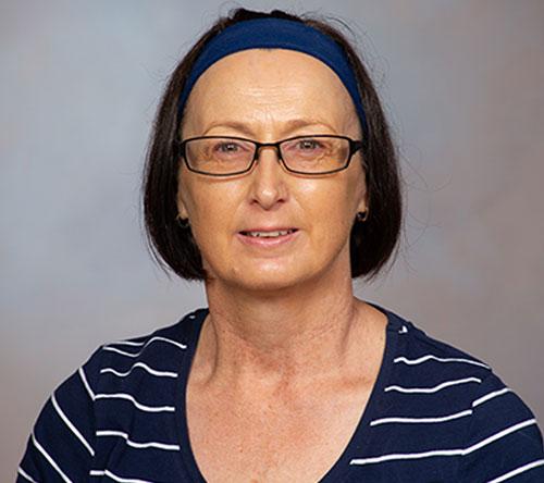 Samantha Fisher - Teacher